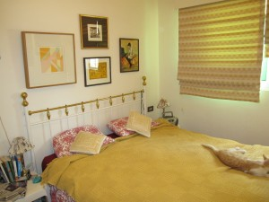 My room in Amman