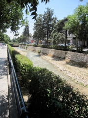 "The Birdawni ""river"" of Zahlé"