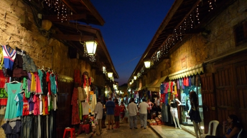 The old souk in Jbeil (Another beautiful photo by Ozge)